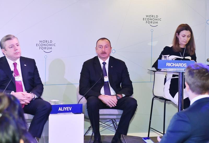 Президент Ильхам Алиев: Если в регионе не будут налажены надежные политические отношения, то мы не сможем добиться успеха