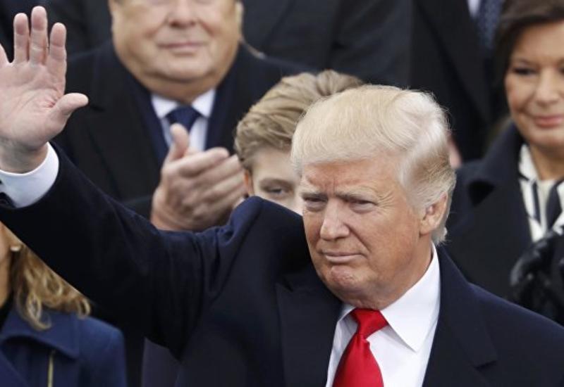 Трамп о защите собственных границ США