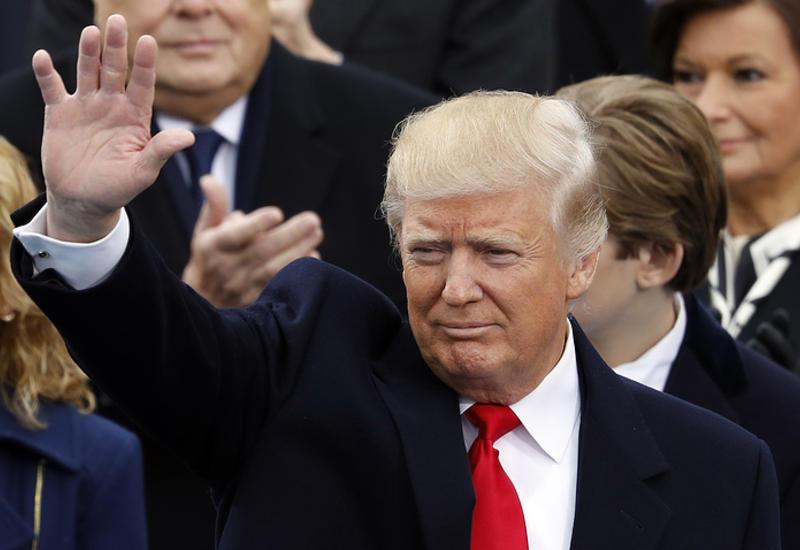 "Дональд Трамп официально стал 45-м президентом США <span class=""color_red""> - ОБНОВЛЕНО - ФОТО</span>"