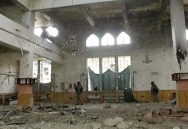 """Российские саперы разминировали мечеть в Алеппо <span class=""""color_red"""">- ВИДЕО</span>"""