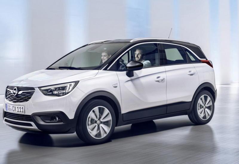 "Opel представил вседорожник на смену компактвэну Meriva <span class=""color_red"">- ФОТО</span>"