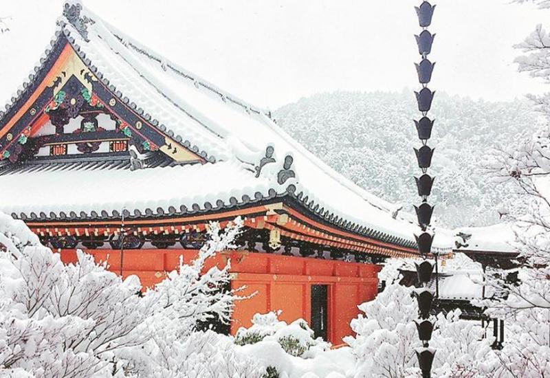 """Пейзажи редкой красоты: зимняя сказка в Киото <span class=""""color_red"""">- ФОТО</span>"""