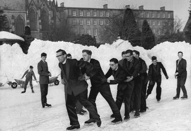 """Зима в Великобритании на винтажных фотографиях 1900-1960 годов <span class=""""color_red"""">- ФОТО</span>"""