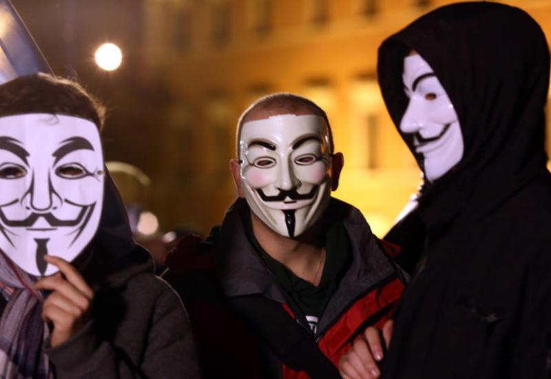 Хакеры Anonymous пригрозили Трампу