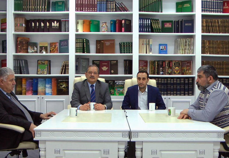 """Экспертный совет Baku Network обсудил тенденции урегулирования карабахского конфликта <span class=""""color_red"""">- ВИДЕО </span>"""
