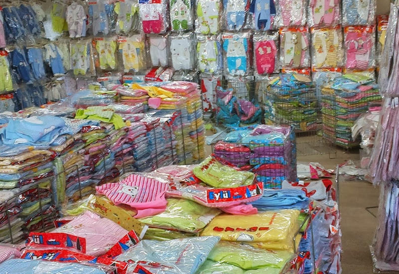 Азербайджан - в тройке импортеров детской одежды из Турции