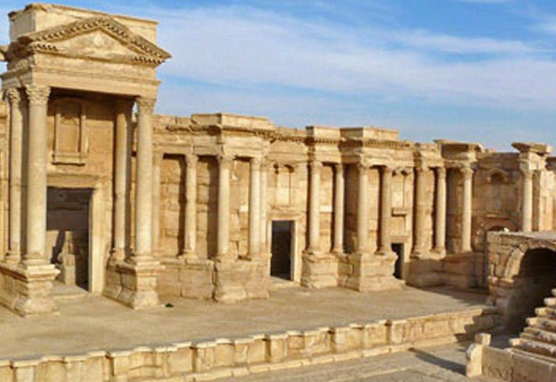 Сирийская армия взяла Пальмиру под полный контроль