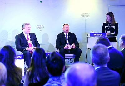 Президент Ильхам Алиев: Инвестиции в Шелковый путь станут приносить доход в течение многих лет