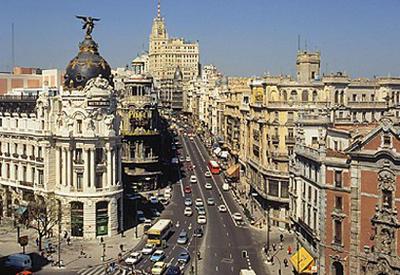 """Азербайджанцы провели акцию протеста против армянской провокации в Мадриде <span class=""""color_red"""">- ВИДЕО</span>"""