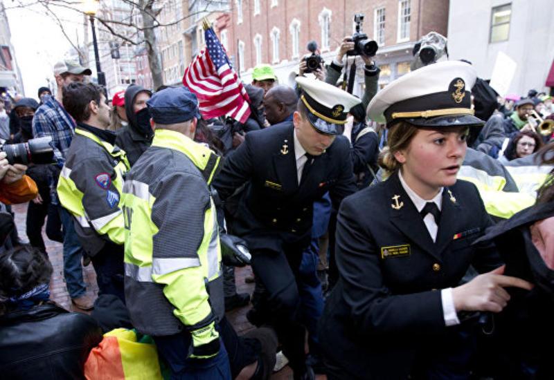 """В Вашингтоне полиция задержала 217 человек за беспорядки <span class=""""color_red"""">- ФОТО</span>"""