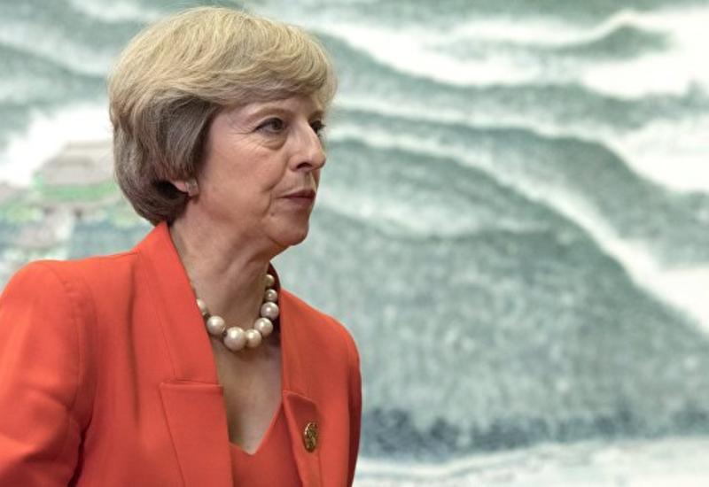 Премьер Великобритании сказала, какие вопросы обсудит с Трампом
