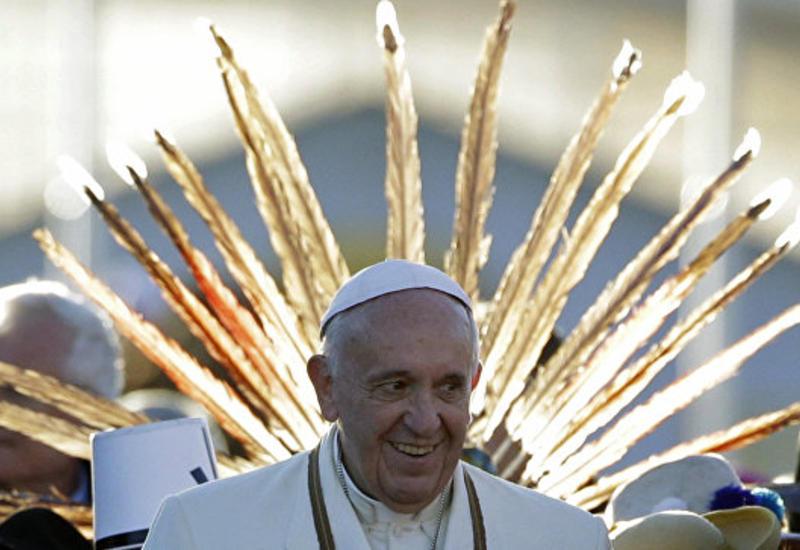 Папа Римский подчеркнул опасность роста популизма в мире