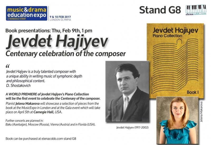 В Лондоне будет представлен сборник избранных произведений Джовдета Гаджиева