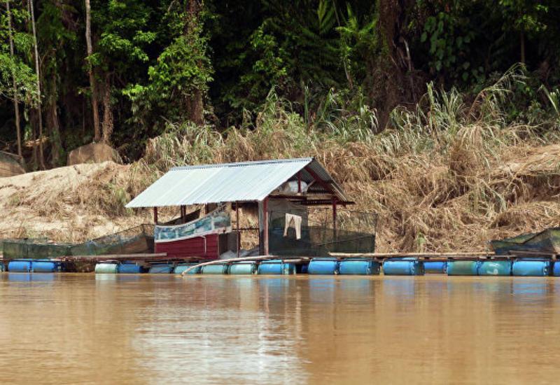 Наводнения в Малайзии, эвакуированы тысячи человек