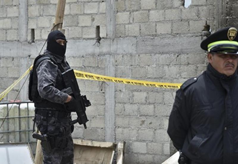 В мексиканском курортном городе нашли семь обезглавленных тел