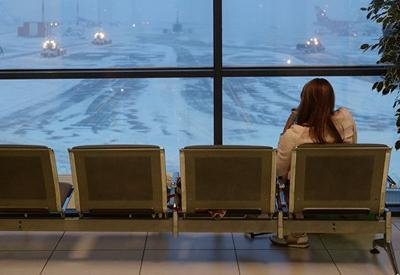 В московских аэропортах отменены десятки авиарейсов