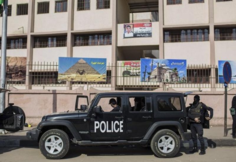 В Египте при нападении террористов погибли пять полицейских