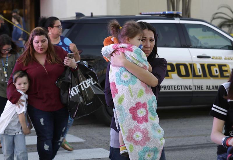 Стрельба в Техасе: один человек погиб и шесть раненых