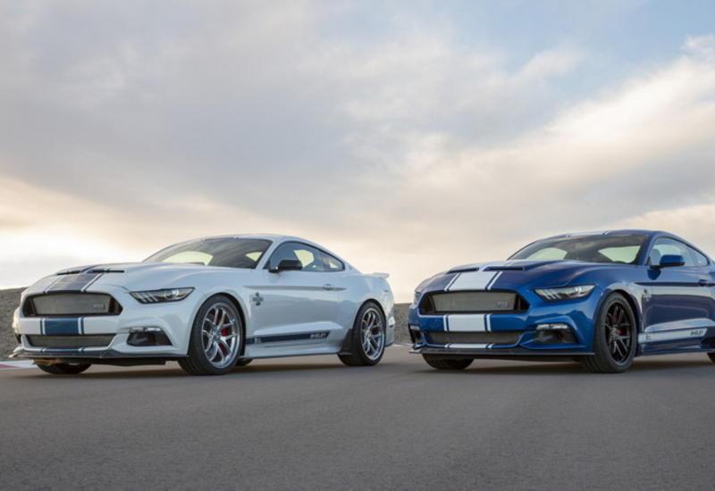 "Компания Shelby отметила юбилей хардкорного ""Мустанга"" особой версией <span class=""color_red"">- ФОТО</span>"