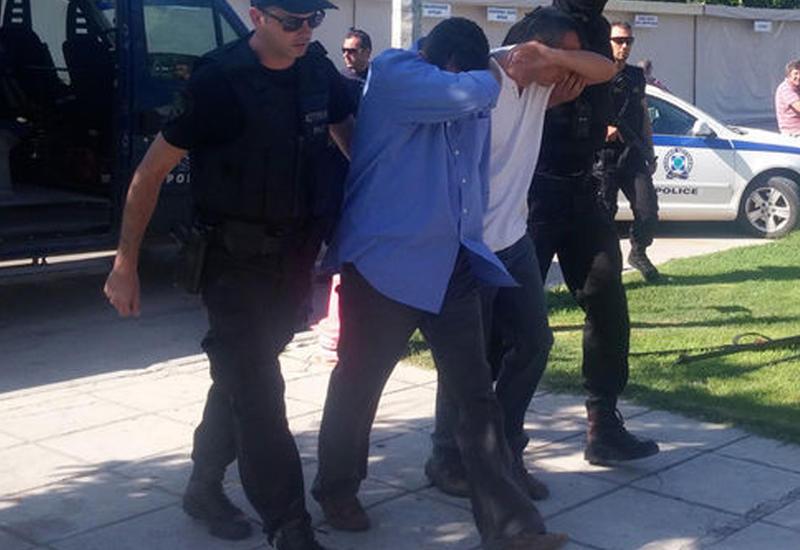 "Суд Греции не принял решения по беглым турецким путчистам <span class=""color_red"">- ВИДЕО</span>"