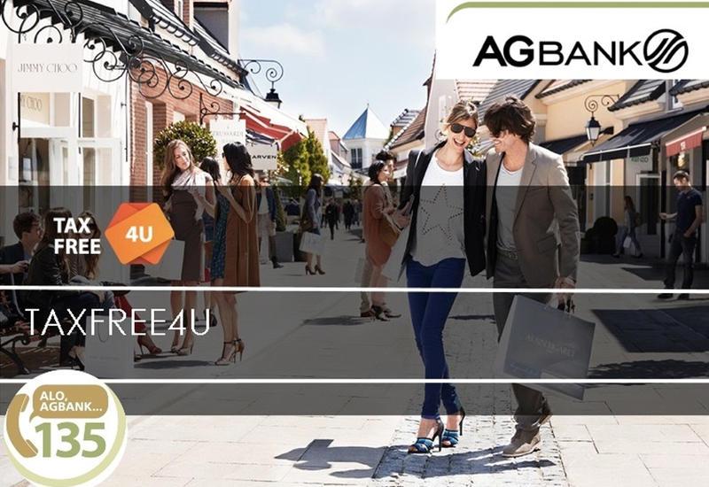 "AGBank-dan ""Tax Free"" xidməti"