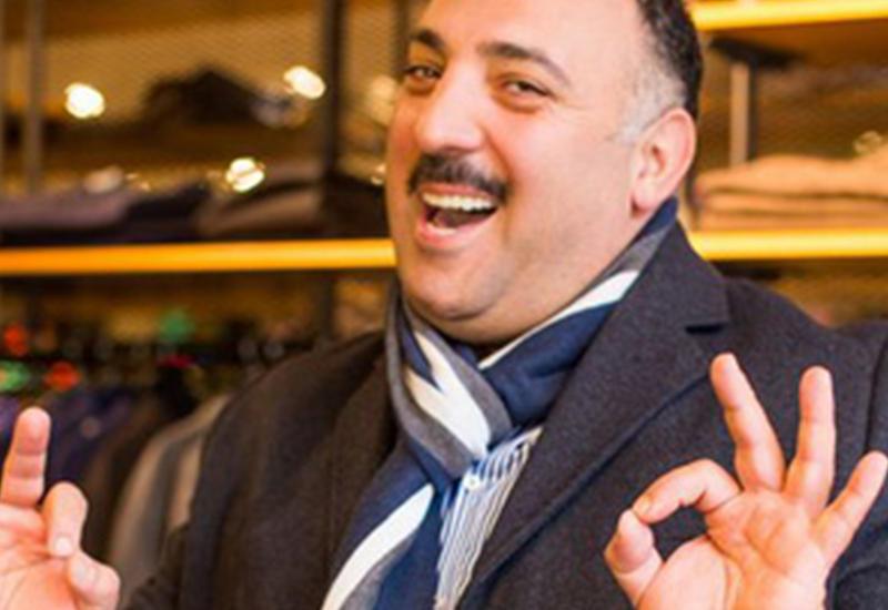 """Бахрам Багирзаде: Счастлив, что азербайджанский КВН снова в Высшей лиге <span class=""""color_red"""">- ФОТО</span>"""