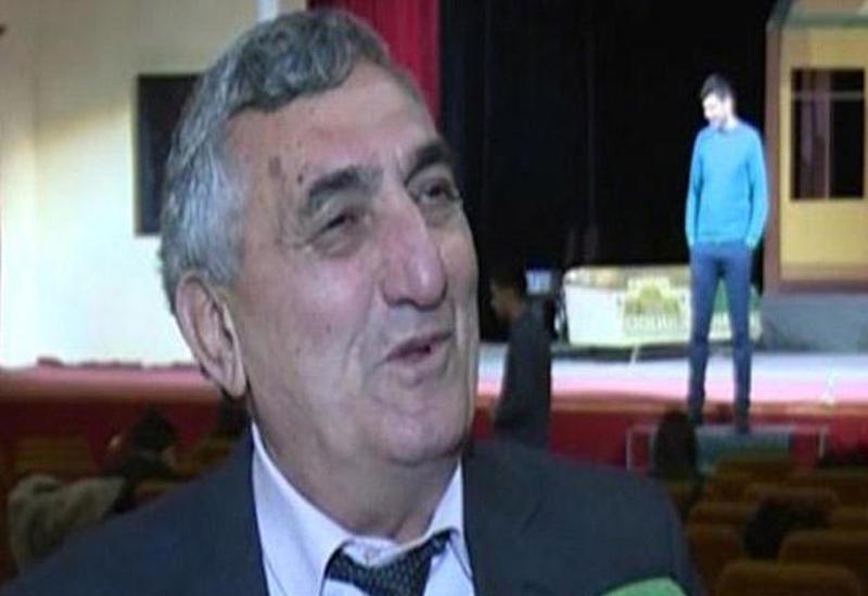Скончался заслуженный артист Азербайджана