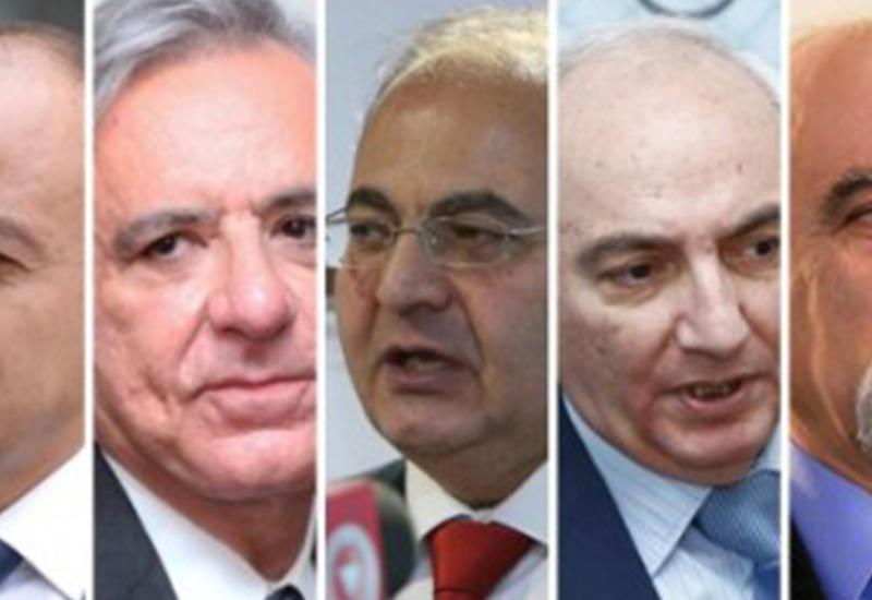 Хаос на политическом поле Армении - из-за Сейрана Оганяна