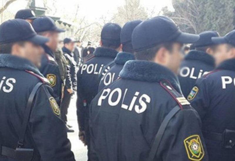 """Азербайджанским полицейским могут продлить срок службы <span class=""""color_red"""">- ПОДРОБНОСТИ </span>"""