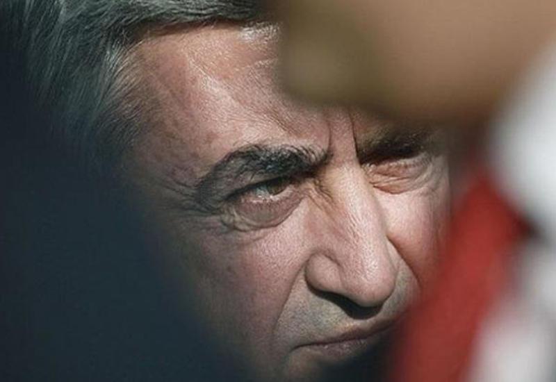 """На террористе шапка горит: как Саргсян пугал """"Мир"""" Азербайджаном"""