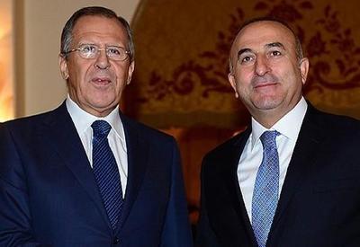 Чавушоглу и Лавров обсудили переговоры по Сирии в Астане
