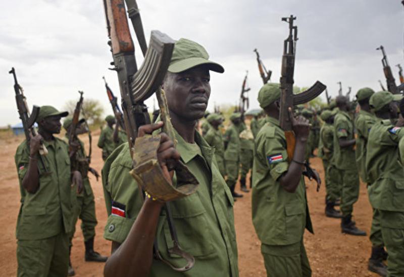 Столкновения армии Южного Судана с повстанцами возобновились