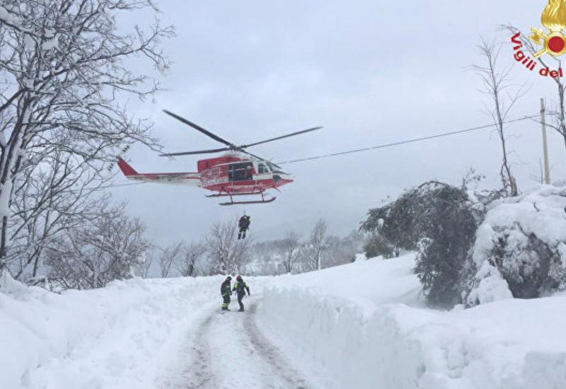 В Италии рухнул вертолет, никто не выжил