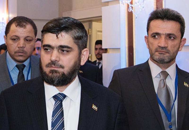 Оппозиция готова работать над новой конституцией Сирии