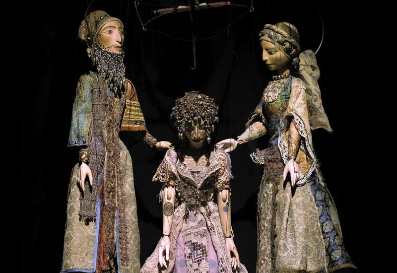 "Магический мир Бакинского театра марионеток <span class=""color_red"">-ФОТО</span>"