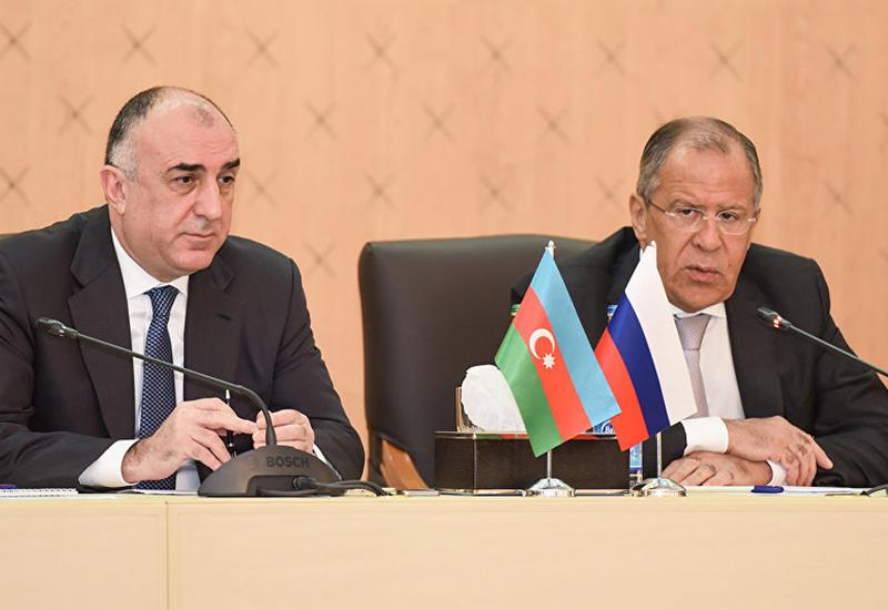 Мамедъяров и Лавров обсудили карабахское урегулирование