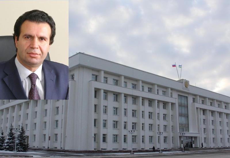 Азербайджанец назначен вице-премьером Башкортостана