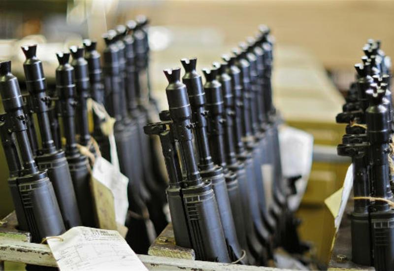 Азербайджан увеличил производство оружия почти в 2 раза