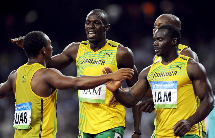 Усэйн Болт вернул золотую медаль Олимпиады