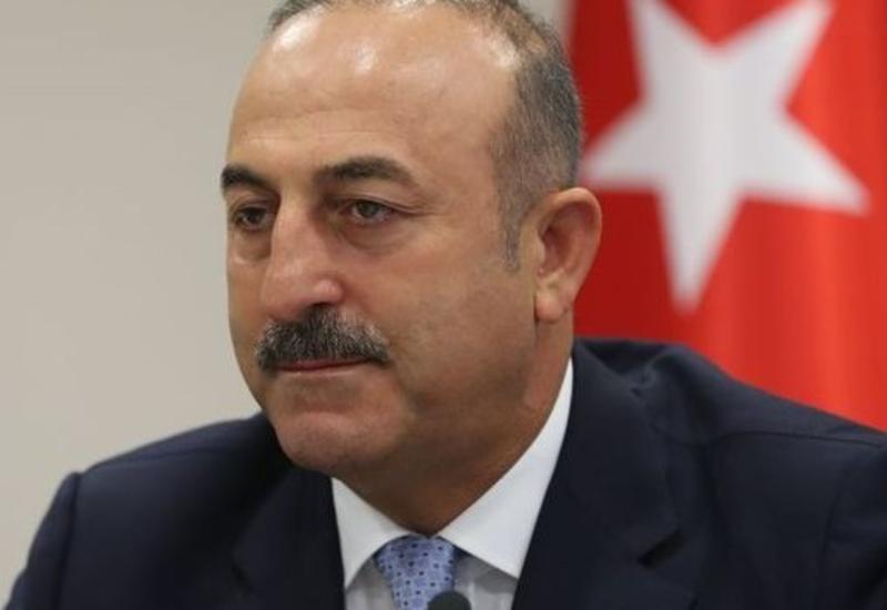 """Чавушоглу: Турция продолжит освобождение Сирии от """"ИГ"""""""