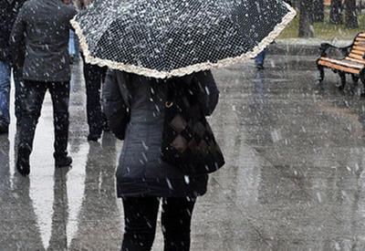 Погода в Баку изменится - Синоптики обещают мокрый снег