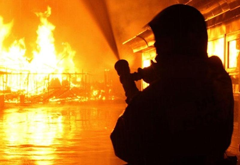 Сильный пожар на Тайване, эвакуировали тысячу человек