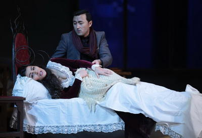 "Богемная любовь на сцене Театра оперы и балета <span class=""color_red""> - ФОТО</span>"