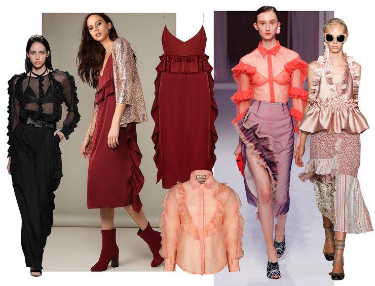 фото просвечивающие юбки и платья