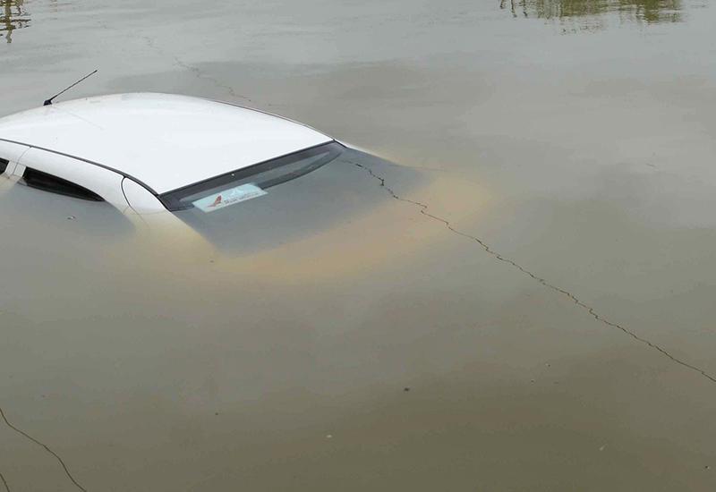 Ереван ждут большие наводнения