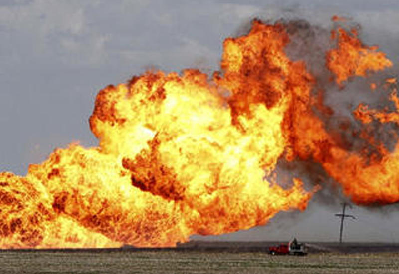 В Иране прогремел мощный взрыв, есть жертвы