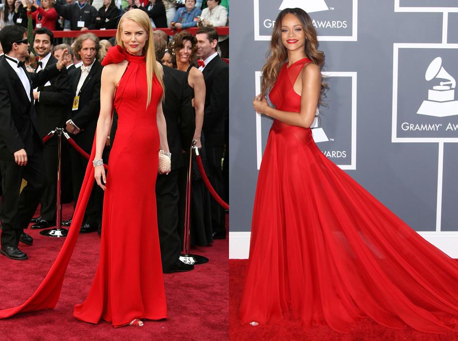 dcf19ef7a95 Если у вашего красного платья и должна быть яркая деталь