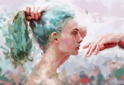 """""""Картинная галерея"""" Day.Az: Эмоциональные портреты <span class=""""color_red"""">- ФОТО</span>"""