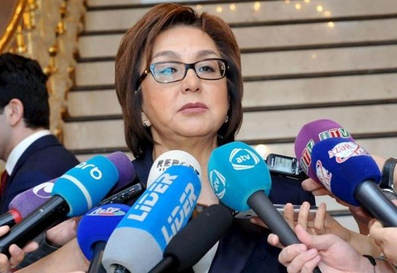 Малейка Аббасзаде о вступительных экзаменах