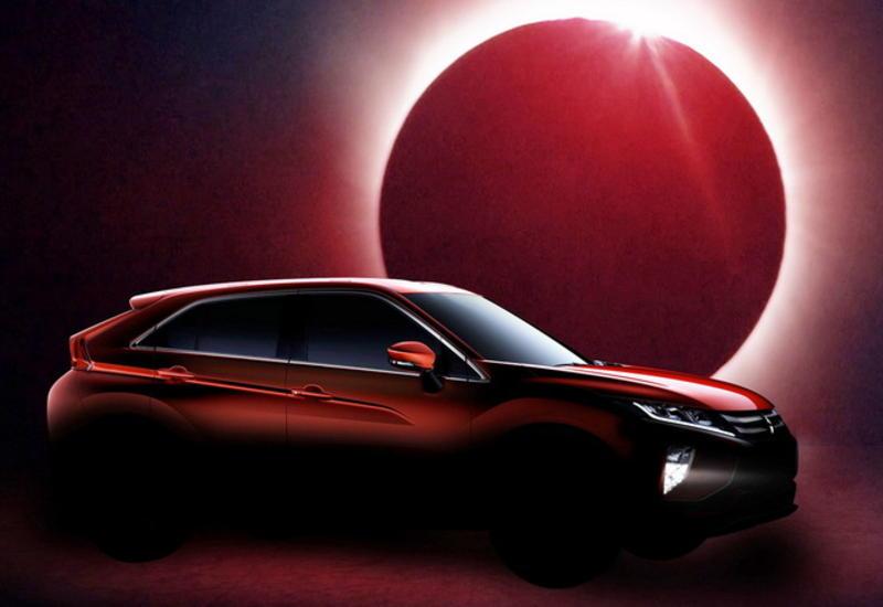 """Новый кроссовер Mitsubishi получил имя Eclipse Cross <span class=""""color_red"""">- ФОТО</span>"""